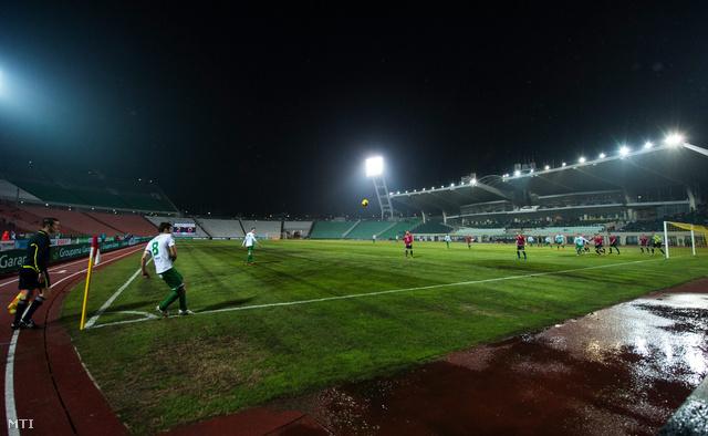 Ferencváros–Egri Fc a felázott Puskásban, március 30-án