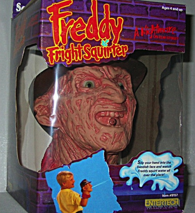 freddy fight squirter 3