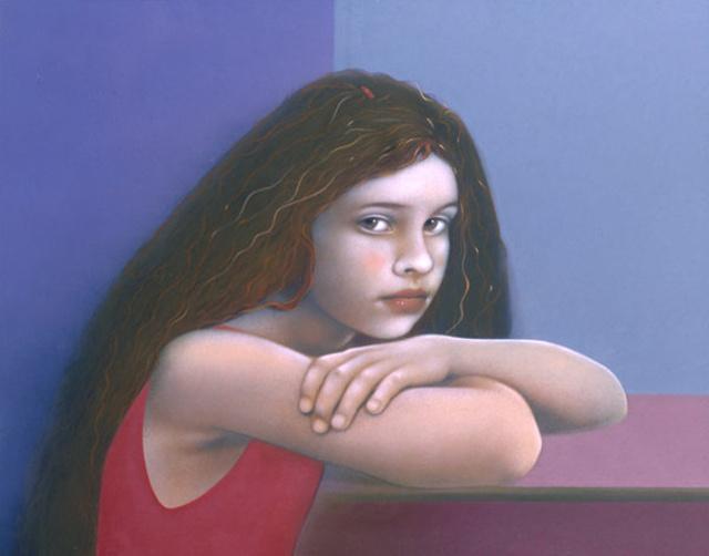 Ovenden egyik gyermekportréja