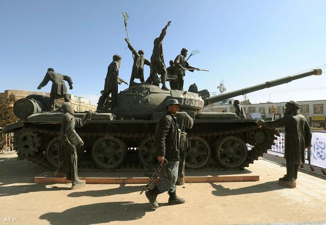 T-62 Afganisztánban