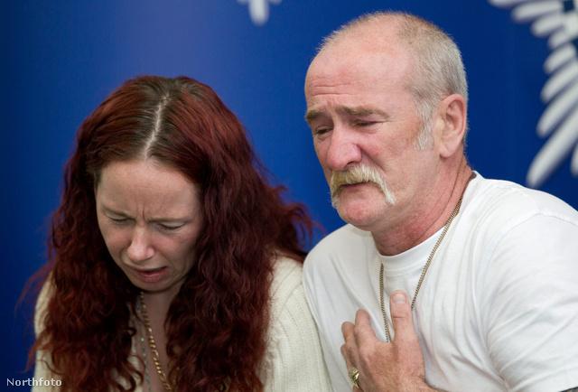Mick és Mairead Philpott egy korábbi sajtótájékoztatón.