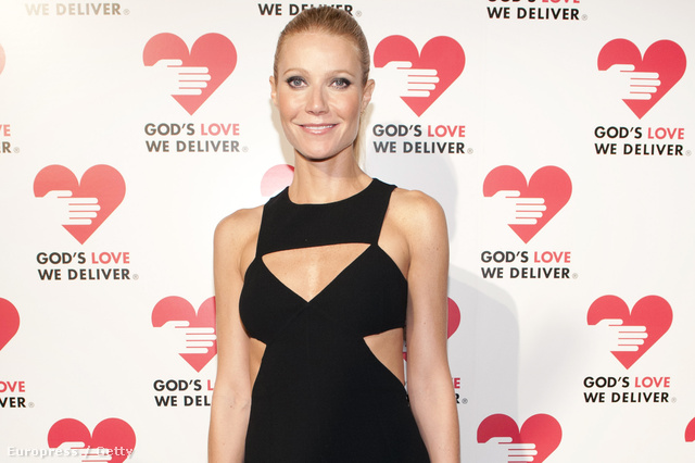 Gwyneth Paltrow Michael Kors tavaly Golden Heart gáláján