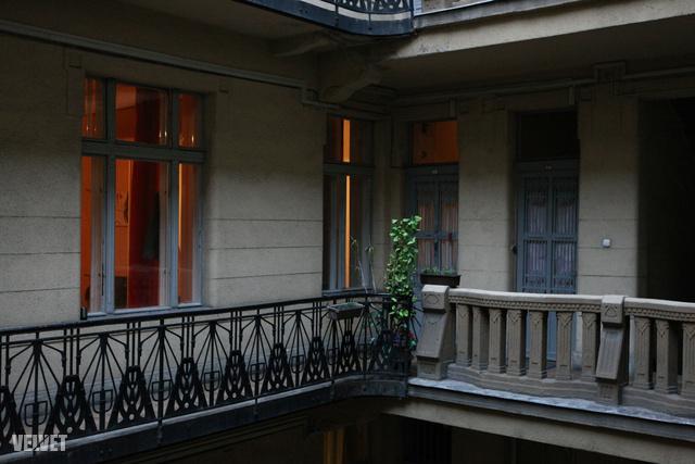 A tervező lakása