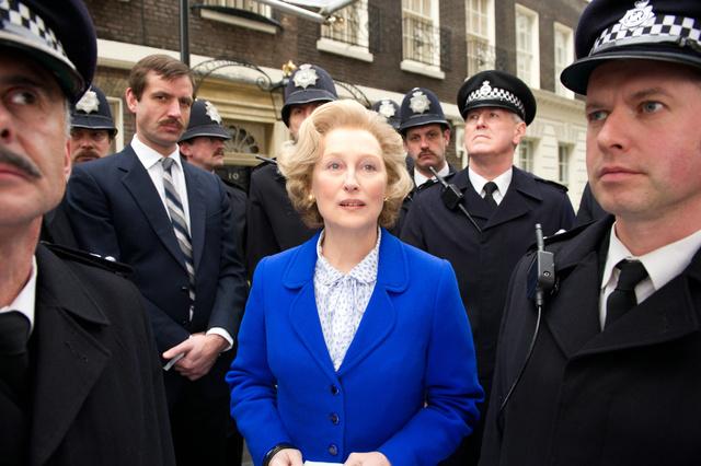 Meryl Streep a Vasladyben