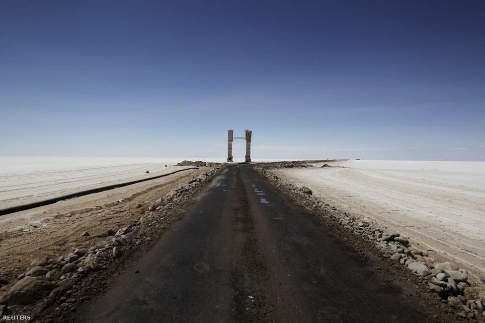 A sómező az ország délnyugati részén, az Andok hegyvonulatai közti medencében fekszik 10 582 km² területen, 3656 méteres tengerszint feletti magasságon.