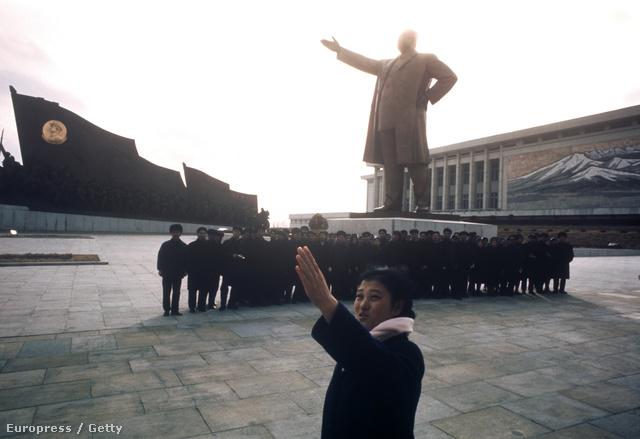 Ma a turizmus az egyik fő bevételi forrása az elzárkózó országnak. Így festett Észak-Korea az első turisták szemével. Nagykép