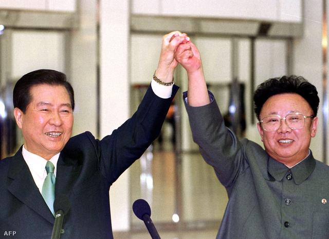 Kim Dedzsong és Kim Dzsongil