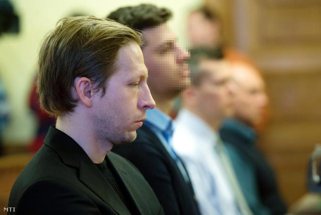Sz. Győző elsőrendű vádlott a West Balkán-ügyben ellene és társai ellen foglalkozás körében elkövetett gondatlan veszélyeztetés vétsége miatt indult büntetőper másodfokú tárgyalásán