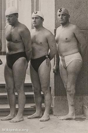 Halassy Olivér (jobbra)