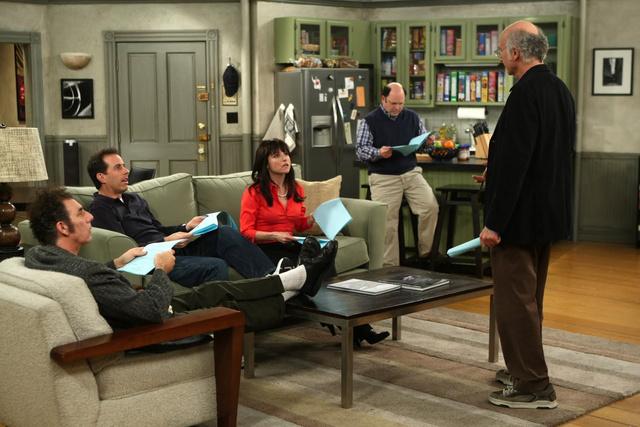 A Seinfeld 3,1 milliárd dollárt érő szereplőgárdája