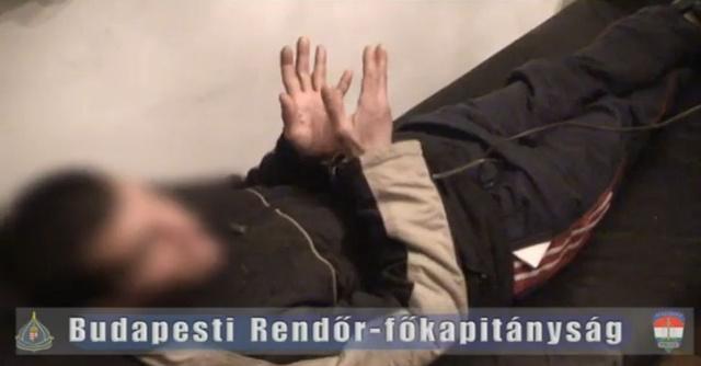Részlet a BRFK videójából