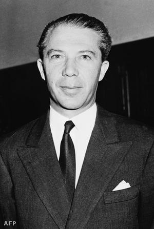 Christian de Duve 1974-ben Nobel-díjat kapott