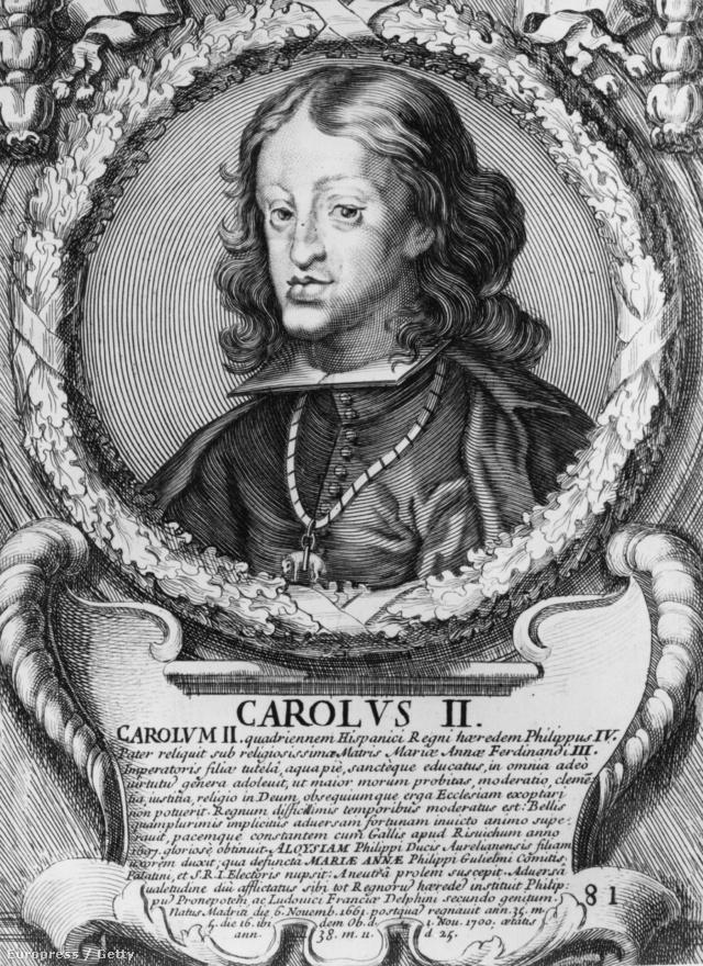 Egy előnyösebbnek nevezhető kép II. Károlyról