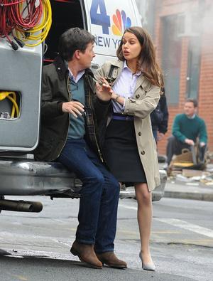 Michael J. Fox egy önéletrajzi ihletésű komédiába tér vissza.