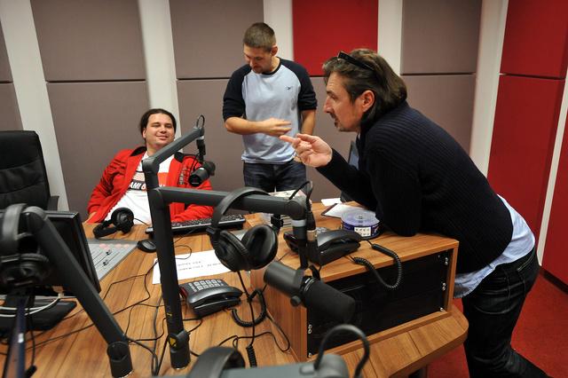 A Class FM indulásának napjai (2009.)