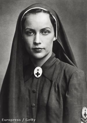 Horthy Istvánné 1942-ben