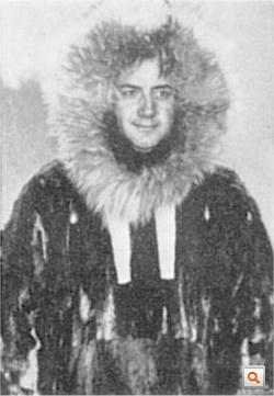Thomas Poulter, aki nem félt az ismeretlentől