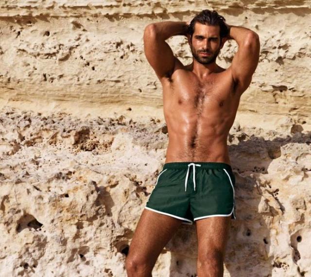 A modell kubai, a neve Rubén Cortada