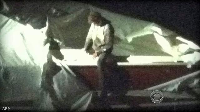 Dzsohar Carnajev egy hajóban bújkált, a két testvér közül ő maradt életben