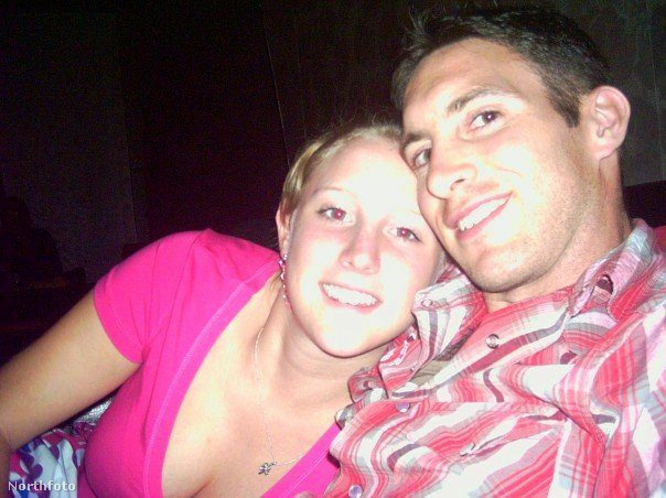 Paul Ryder és elhunyt felesége, Rebecca Jane Ryder.