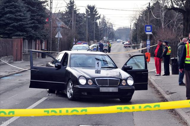 A szíriai pénzváltót autójában lőtték le