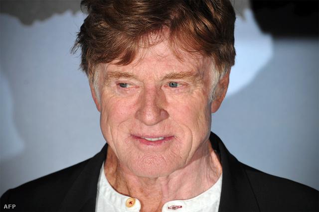 Robert Redford a Sundance fesztivál megnyitóján