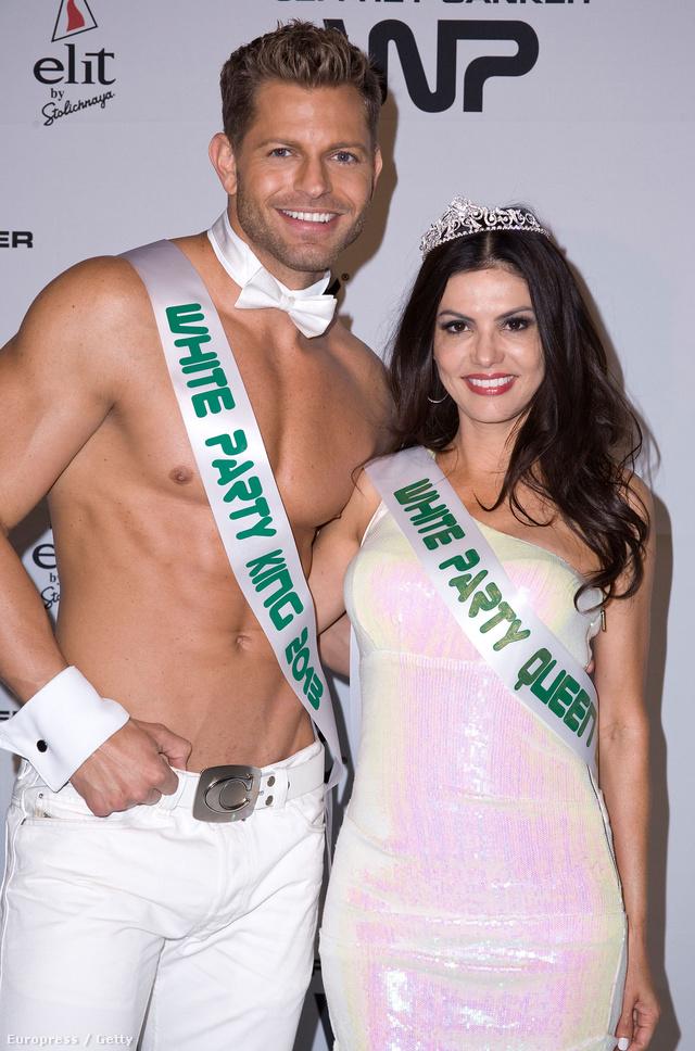 Jaymes Vaughan és Adriana De Moura