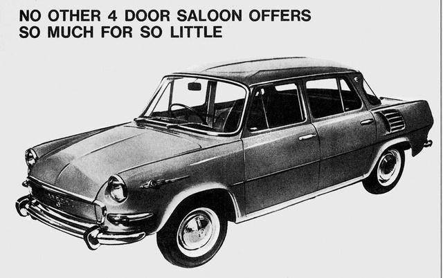 Még a britek is elismerték a kocsi kvalitásait. Fogyott is szépen