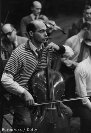 Starker János 1957-ben