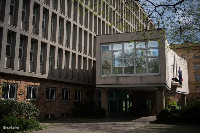 Az egykori ÁVH ma AVH, azaz Alkotmányvédelmi Hivatal