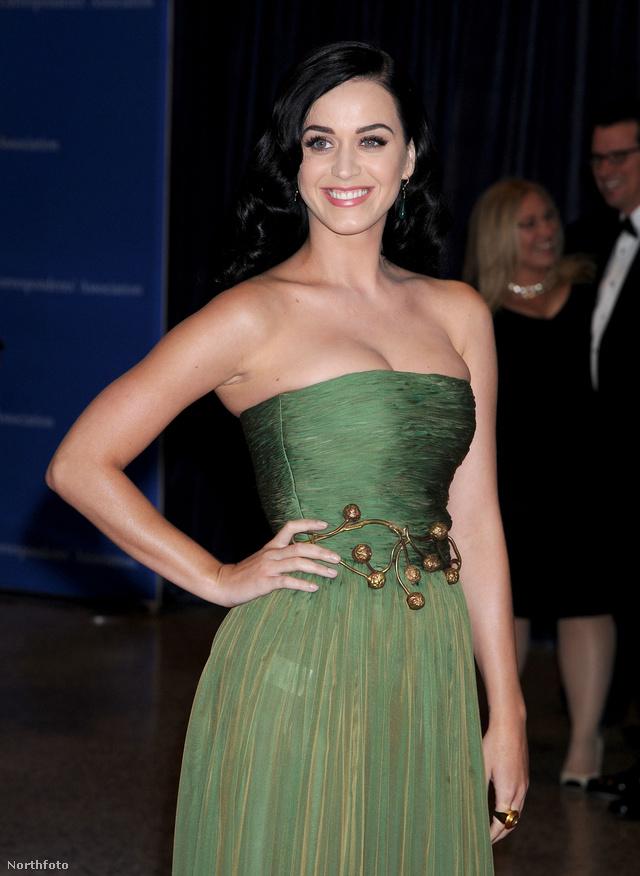 A kategória örök csúcstartója, Katy Perry