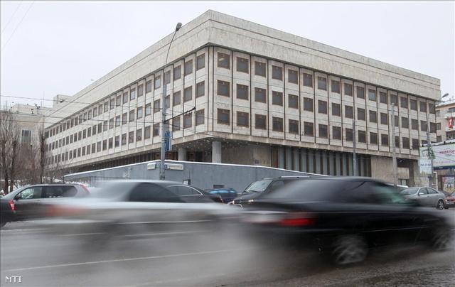 A moszkvai kereskedelmi képviselet korábbi épülete