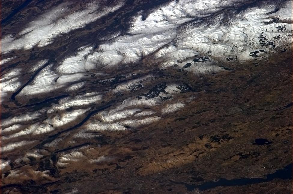 Skót tél a Cairngorms Nemztei Parkban