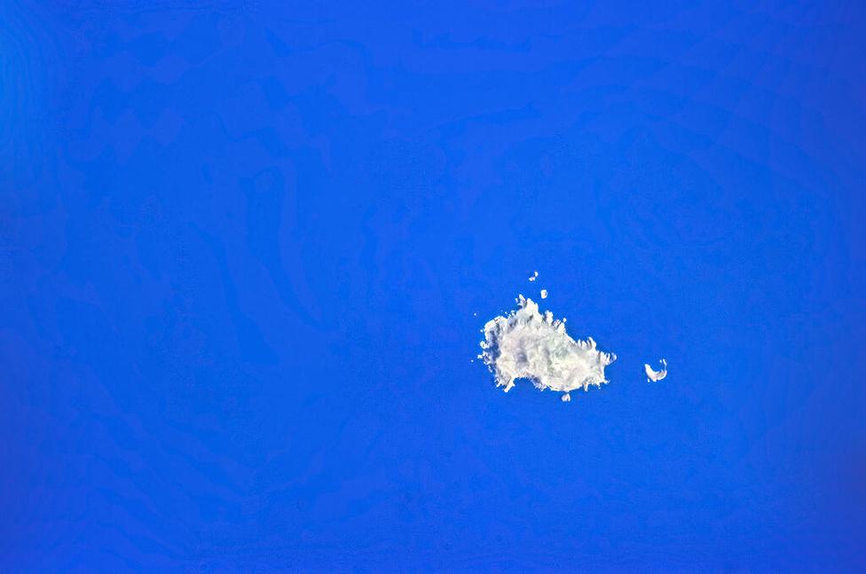 Antipode-szigetek, mintha egy zászló lenne