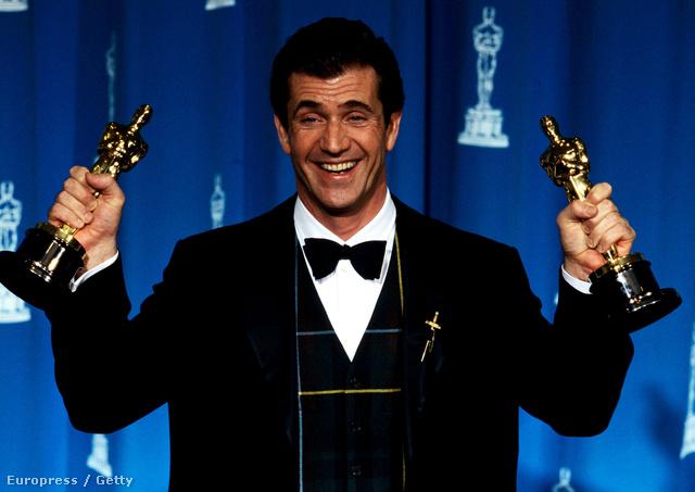 Mel Gibson volt az első hivatalosan is legszexibb férfi, 1996-ban pedig a legszebb ember (...)