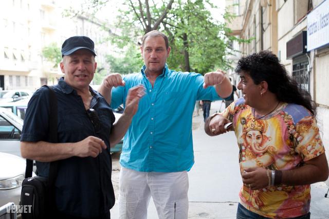 Expendables 3: Komáromi Pisti, Bunyós Pityu és Mercy Miki.