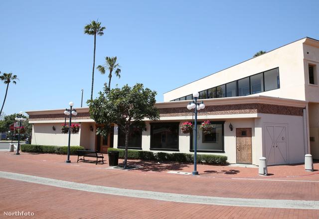 A Morningside rehabilitációs intézmény, ami nem tetszett Lohannek