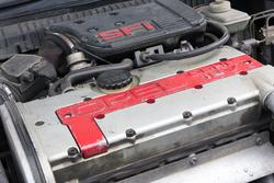 Eleinte a Cosworth öntötte a hengerfejeket hozzá