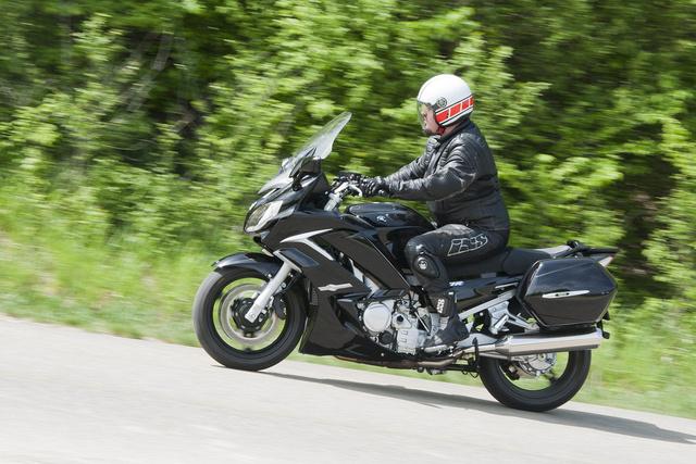 A Yamaha kicsit sportosabb