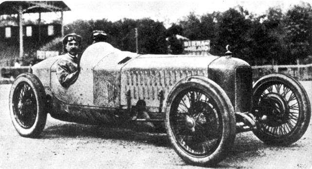 P1-es versenykocsi 1923-ból