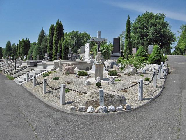 A Jáki úti temető
