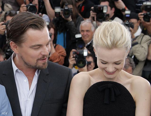 Leonardo DiCaprio és Carrey Mulligan
