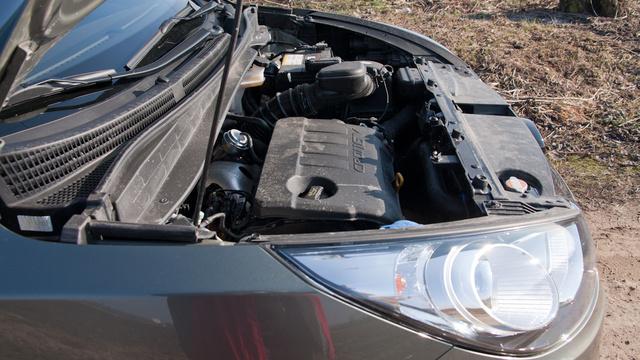 A képen egy, az ügyvédnő autójával megegyező típusú Hyundai ix35 látható.