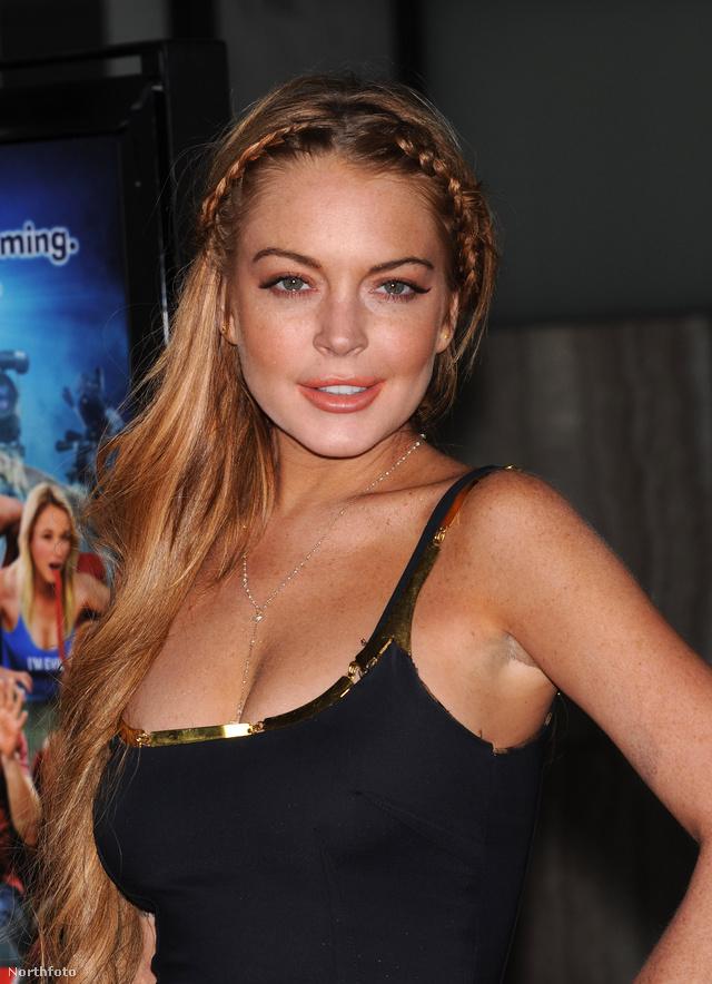 Ez itt Lindsay Lohan
