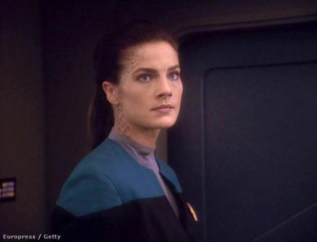 Terry Farrell (Jadzia Dax - Star Trek: Deep Space Nine)