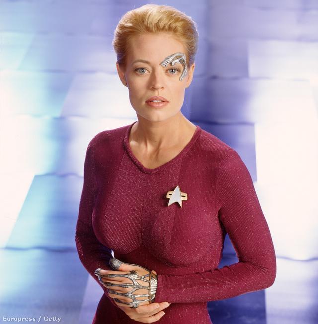 Jeri Ryan (Hétkilenced - Star Trek: Voyager)