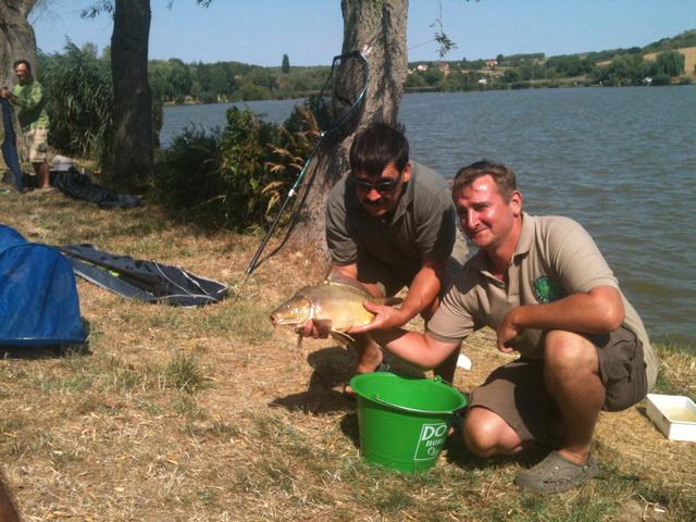 Áder János egyik korábbi horgászversenye