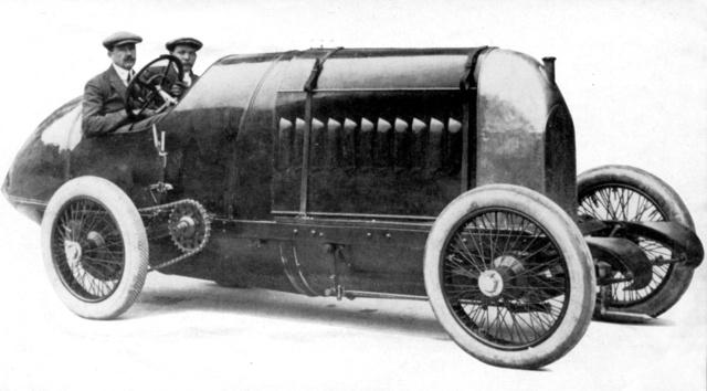 FIAT tipo S.76 – egy igazi óriás vödörméretû hengerekkel.