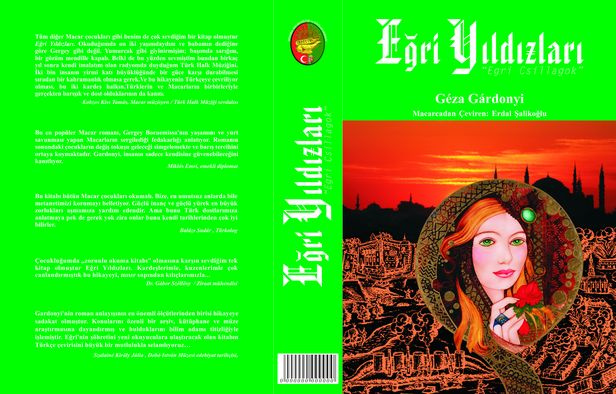 Az Egri Csillagok borítója