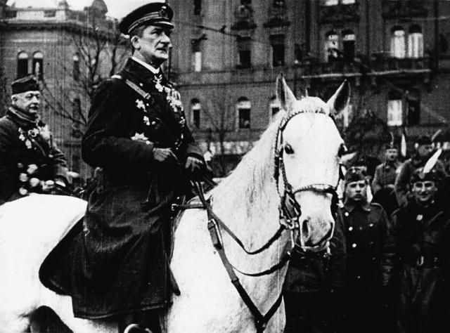 Horthy Miklós 1919-ben